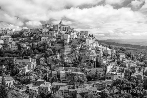 Joel Wolfson Photography Villages of Provence Photography Workshop and Really Fun Tour turn-key inclusive package for non-photo travel companions food wine lodging private drivers guides locals