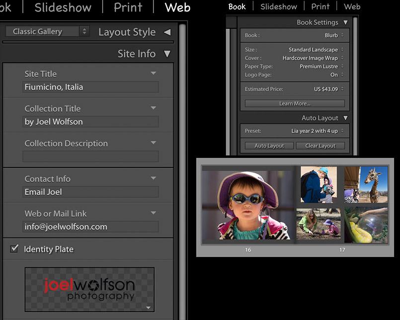 Raw Processors Compared   Joel Wolfson Photographic Artist